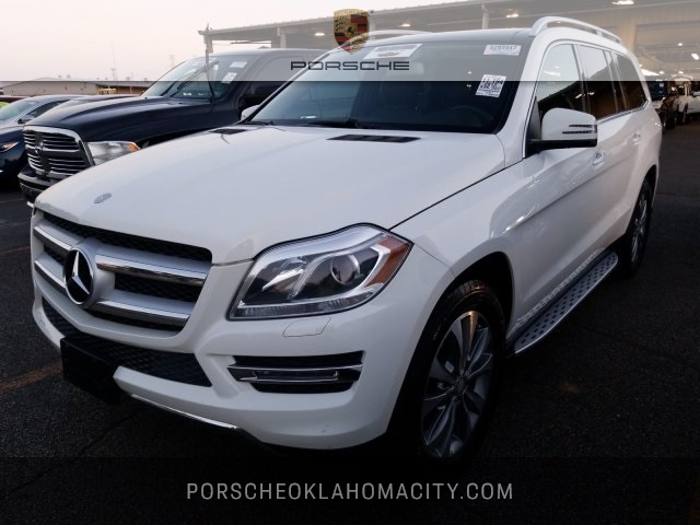 Pre Owned 2013 Mercedes Benz GL Class GL 450