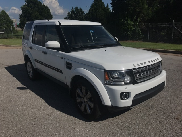 Pre-Owned 2014 Land Rover LR4 Base