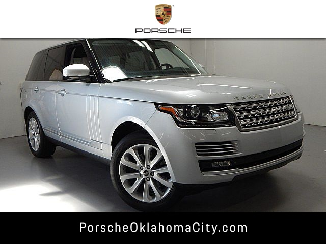 Pre-Owned 2014 Land Rover Range Rover 3.0L V6 Supercharged HSE