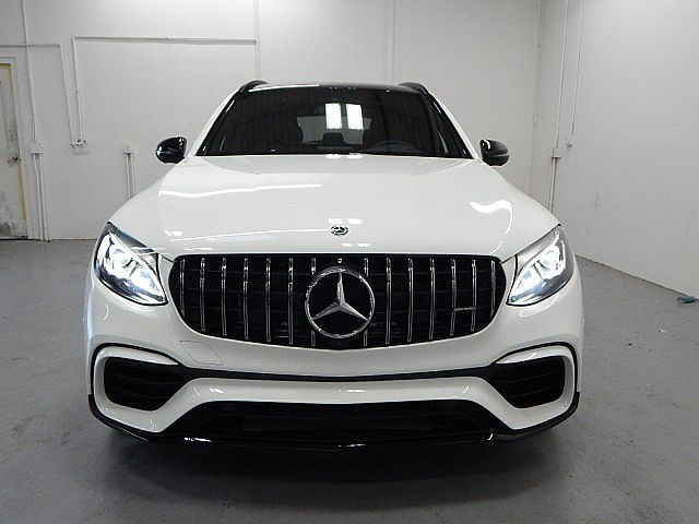 Pre-Owned 2019 Mercedes-Benz GLC GLC 63 AMG®