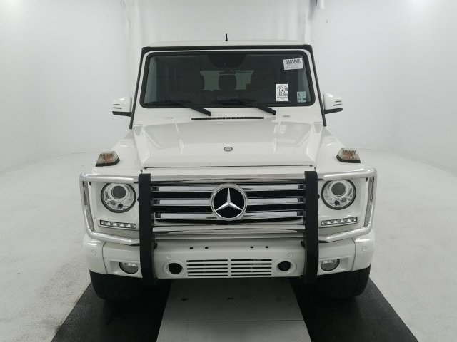 Pre Owned 2013 Mercedes Benz G Class G 550
