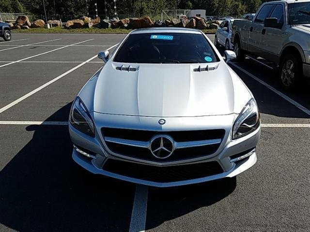 Pre Owned 2013 Mercedes Benz SL Class SL 550