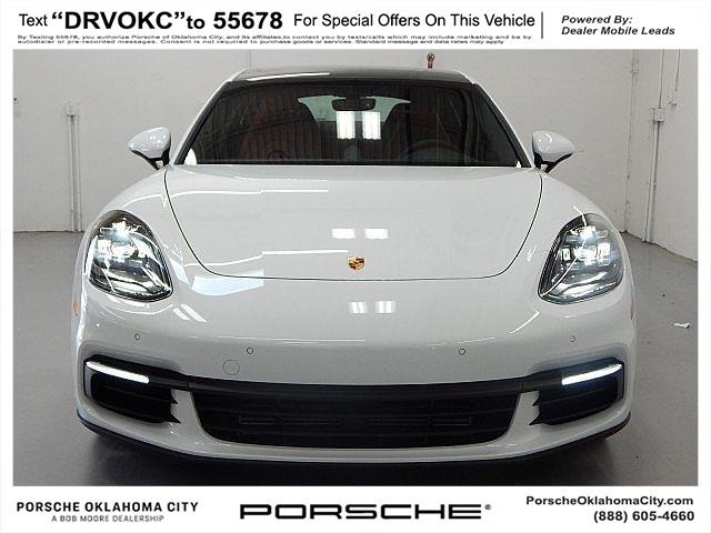 Certified Pre-Owned 2019 Porsche Panamera RWD