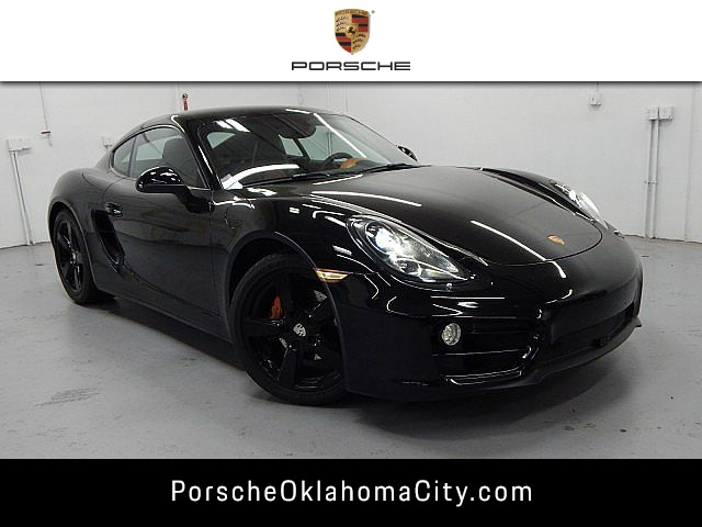 Pre-Owned 2014 Porsche Cayman Coupe