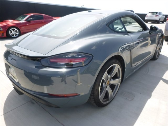 Certified Pre-Owned 2017 Porsche 718 Cayman PDK