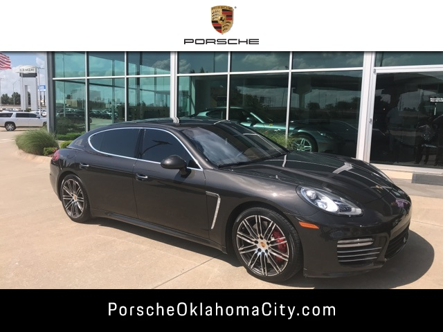 Certified Pre-Owned 2016 Porsche Panamera Exclusive Series