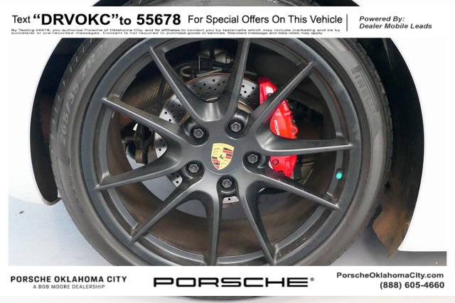 Certified Pre-Owned 2016 Porsche Boxster GTS