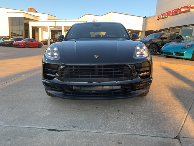 Certified Pre-Owned 2019 Porsche Macan AWD