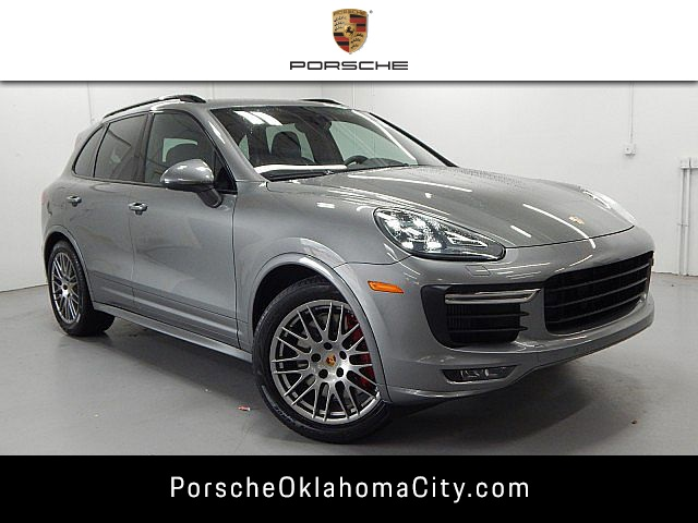 Certified Pre-Owned 2016 Porsche Cayenne GTS