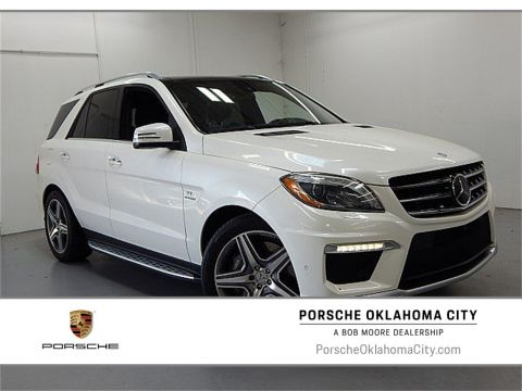 Pre-Owned 2015 Mercedes-Benz M-Class ML 63 AMG®