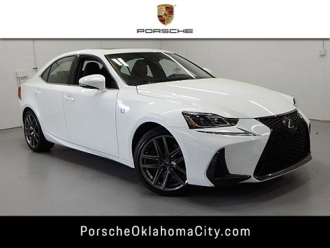 Pre-Owned 2019 Lexus IS 350