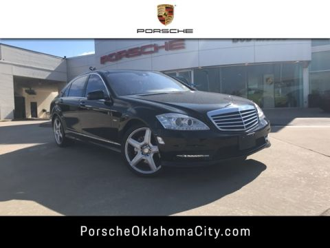 Pre-Owned 2011 Mercedes-Benz S-Class S 550