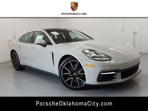 Certified Pre-Owned 2018 Porsche Panamera Premium Package Plus