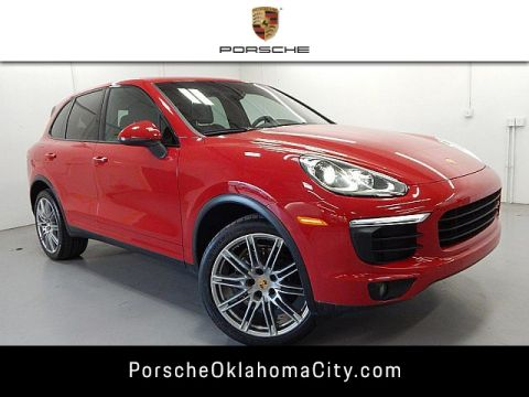 Certified Pre-Owned 2016 Porsche Cayenne AWD
