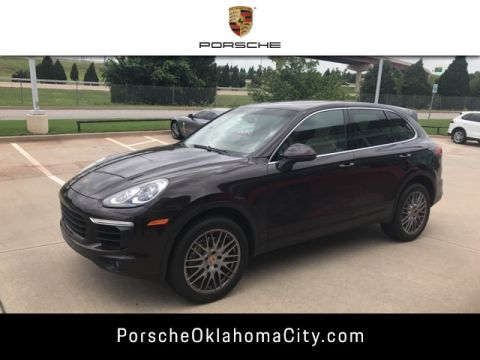 Pre-Owned 2015 Porsche Cayenne S